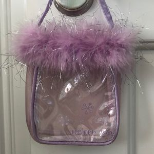 💟LIMITED TOO Y2K LAVENDER TINY PURSE💟